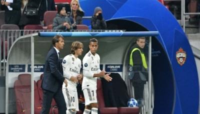 شكوك متزايدة في ريال مدريد في ظل العقم التهديفي في دوري الأبطال