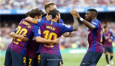 ألغاز برشلونة تبحث عن حلول في ويمبلي