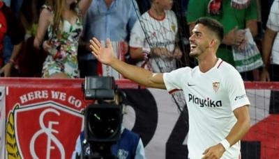 إشبيلية يتربص ببرشلونة وريال مدريد للانقضاض على الصدارة في بطولة اسبانيا