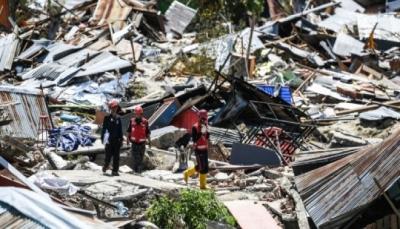 اكثر من الف شخص ما زالوا على الأرجح مفقودين بعد الزلزال والتسونامي في إندونيسيا