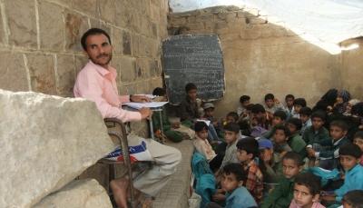 الحرب في اليمن دفعت نصف مليون طفل خارج مقاعد الدراسة