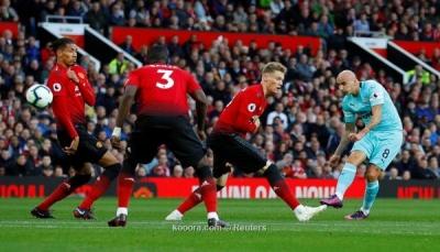 مانشستر يونايتد يسجل رقمًا سلبيًا أمام نيوكاسل