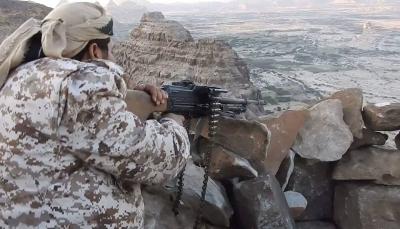 مقتل 15 حوثيا في هجوم مباغت للجيش في باقم بصعدة