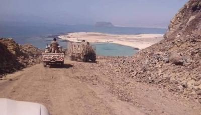 قوات موالية للإمارات تسيطر على ميناء النشيمة النفطي بشبوة