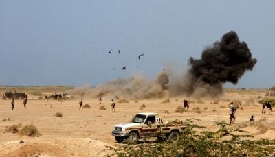 مقتل 79 عنصرا حوثيا بغارات للتحالف في محافظة الحديدة