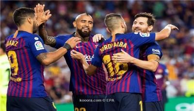 مانشستر يونايتد يخطط لصفقة شتوية من برشلونة