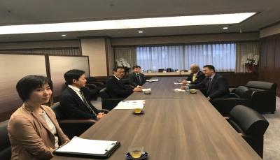 اليابان توجه دعوة لليمن للمشاركة في مؤتمر الأمم المتحدة لمنع الجريمة