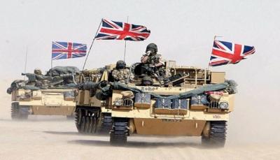 الكويت تبحث تواجدا عسكريا بريطانيا دائما على أراضيها