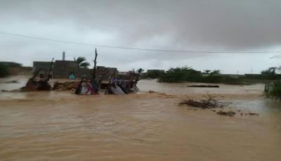 """الحكومة تعلن """"المهرة"""" محافظة منكوبة وتدعو إلمنظمات الاغاثية لنجدة المواطنين"""