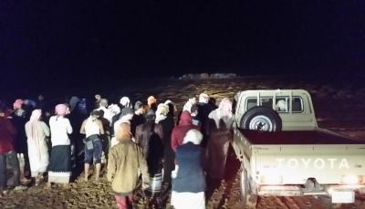 المهرة: السيول تحاصر17 شخصا في منازلهم بمديرية شحن ومناشدة لإنقاذهم