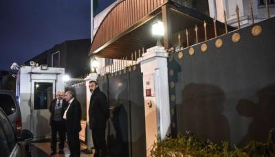 تركيا تنتظر التفاهم مع السعودية لتفتيش مقر القنصل باسطنبول