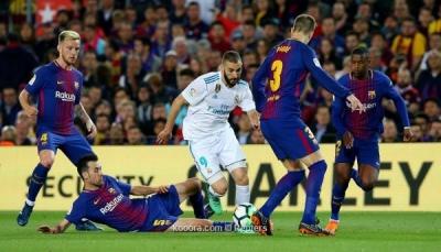 صراع الأرقام يشتعل بين أقدام نجوم برشلونة وريال مدريد