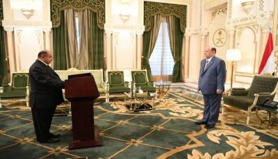 """""""الخنبشي"""" يؤدي اليمين الدستورية نائبا لرئيس الوزراء"""