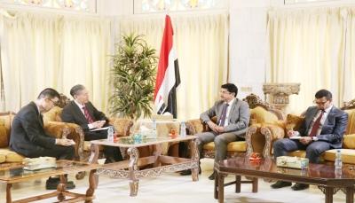 الصين تبدي استعدادها المساهمة في إعادة إعمار اليمن ودعم عملية السلام