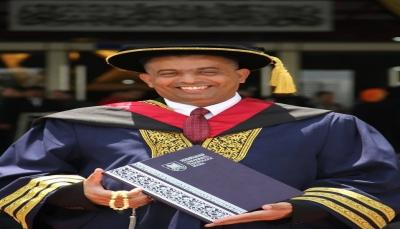 """الباحث """"فيصل علي"""" يحصل على الدكتوراة في الإعلام من جامعة (UiTM) الماليزية"""