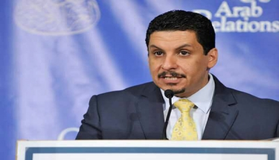 بن مبارك: وزارة الخارجية كان لها دور فعّال في تصنيف الحوثيين جماعة إرهابية