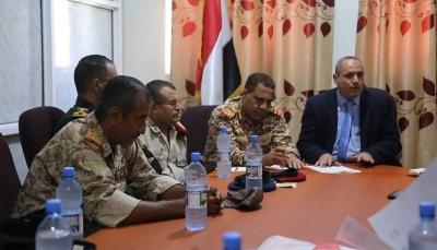 تعز: اللجنة الأمنية تشدد على مضاعفة الجهود لتجاوز التحديات