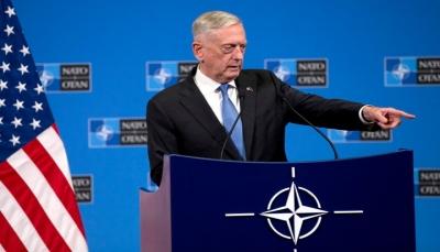 وزير الدفاع الأمريكي يلتقي بالجبير ويدعو لتحقيق شفاف في مقتل خاشقجي