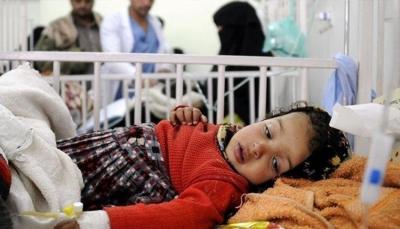 """المحويت: 43 إصابة بالكوليرا في قرية """"الأصابع"""" خلال أسبوع"""