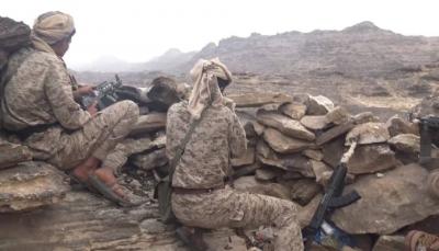 البيضاء.. قوات الجيش تفشل محاولة تسلل لمليشيا الحوثي في الملاجم