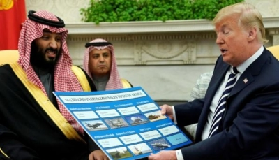 بلومبيرغ: أميركا تضغط على السعودية لرفع حصار قطر ووقف حرب اليمن