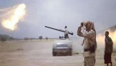 """مصرع 8 من عناصر مليشيا الحوثي في معارك مع الجيش في """"الجوف"""""""