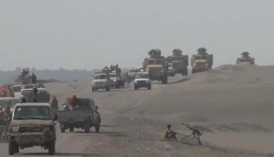 التحالف العربي يحشد قوات عسكرية ضخمة جنوبي الحديدة