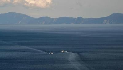 جزيرة يابانية إستراتيجية تختفي فجأة قرب روسيا.. كيف ذلك؟