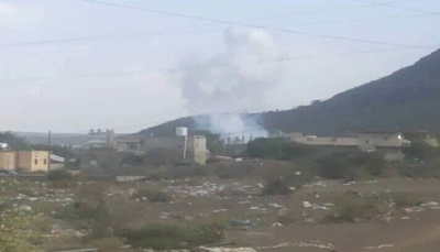 الضالع: قتلى وجرحى مدنيين في قصف مليشيات الحوثي على قرى جنوب دمت