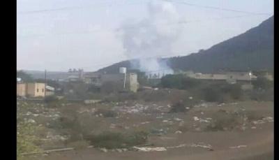 """الضالع: مقتل مدني في قصف ميلشيات الحوثي على """"قرية الحقب"""""""