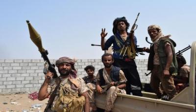 القوات المشتركة تتهم مليشيا الحوثي باستهداف نقطة رقابة شرق الحديدة