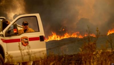 حريق كاليفورنيا الأخطر في تاريخ الولاية والحصيلة ترتفع إلى 42 قتيلاً