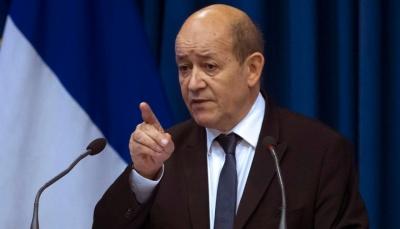 وزير الخارجية الفرنسي: مؤتمر مهم بشأن اليمن سينعقد قريبا في السويد
