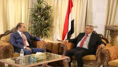 "نائب رئيس مجلس النواب: استئناف انعقاد جلسات البرلمان في ""عدن"" قريبا"