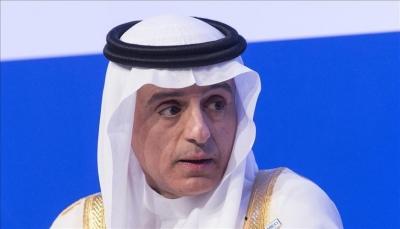 الجبير يرفض تدويل مقتل خاشقجي ويقول إن ولي العهد السعودي لا صله له على الإطلاق