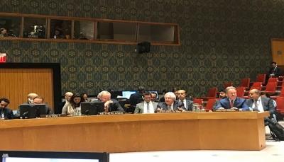 غريفيث لمجلس الأمن: تلقينا تأكيدات من الطرفين بحضور جولة المشاورات القادمة بالسويد