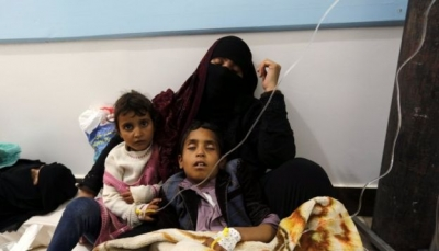 صنعاء: عودة تفشي الكوليرا وتسجيل حالة وفاة و277 حالة اشتباه خلال يوم واحد