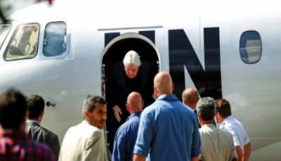 المبعوث الأممي يتوجه إلى الرياض للقاء مسؤولين في الحكومة الشرعية