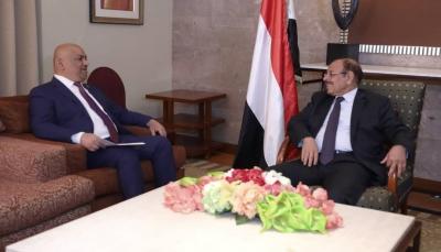نائب الرئيس: سنتعامل بإيجابية مع خيارات السلام المستند على المرجعيات الثلاث