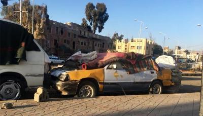 هياكل السيارات.. مأوى يحتضن مأساة مئات المشردين بصنعاء