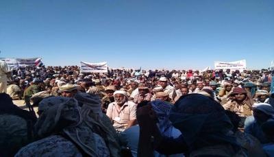 اللواء أحمد مساعد يدعو التحالف لإعادة ضخ النفط والغاز وفتح مطار عتق