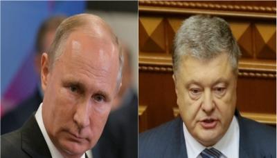 حادث «خطير» ينذر بأزمة بين روسيا وأوروبا والرئيس الأوكراني يجتمع بقياداته العسكرية