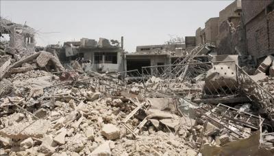 مفوضية حقوقية: 20 ألف مدني ضحايا قصف التحالف بالعراق وسوريا