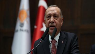 أردوغان: تركيا ستنفذ عملية بمنطقة خاضعة للأكراد في شمال سوريا