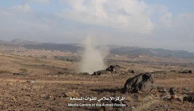 البيضاء: الجيش الوطني يحرر مناطق جديدة في قانية