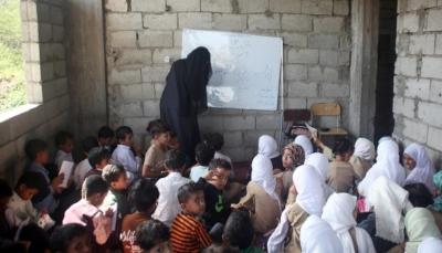 كتب الدراسة باليمن.. غابت بالمدارس وحضرت في السوق السوداء