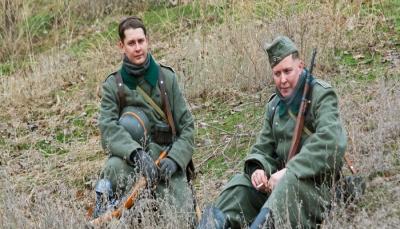 تعرف على التنظيم السرّي النازي في ألمانيا الذي يؤمن بنهاية المجتمع، ويخزن الأسلحة لحين ساعة الصفر