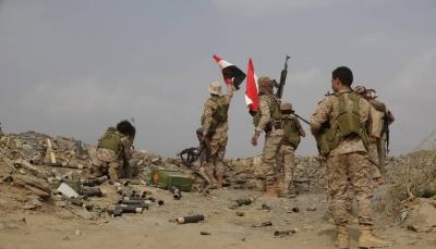 """الجيش الوطني يعلن إفشال محاولة تسلل لمليشيا الحوثي في رازح بـ""""صعدة"""""""
