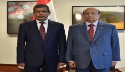 السعدي يؤدي اليمين الدستورية كمندوباً دائما لبعثة اليمن لدى الأمم المتحدة