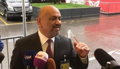 وزير الخارجية: عازمون على تحقيق خطوات لبناء الثقة بمشاورات السويد